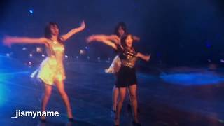 180518 TWICE 트와이스 콘서트 - Beyoncé End of Time (지효 찍캠, JIHYO)