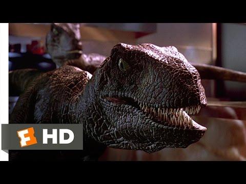 Xxx Mp4 Jurassic Park 1993 Raptors In The Kitchen Scene 9 10 Movieclips 3gp Sex