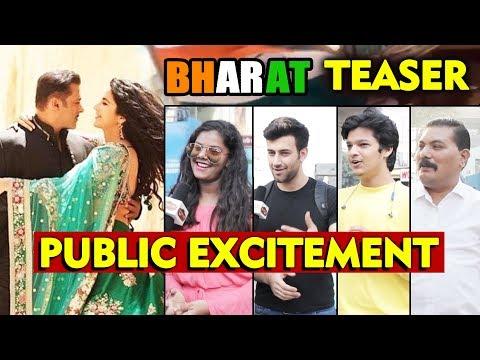 Xxx Mp4 BHARAT Teaser PUBLIC EXCITEMENT Salman Khan Katrina Kaif Disha Patni Nora Fatehi 3gp Sex