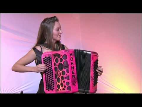 accordion Pamela Souriau Le tango du thé dansant