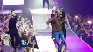 Chris Brown- Loyal🎤💯(Live at Oslo Spektrum Norway HD)