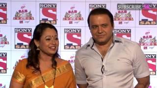 Sab Ke Anokhe Awards 2015 | Mandar Chandwadkar and Sonalika Joshi