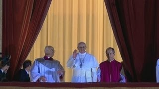 Conclave Elects New Pope: Francis