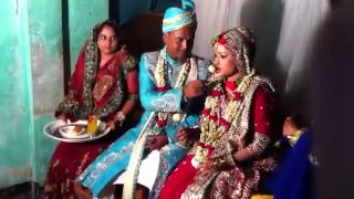 married in Bangladesh village
