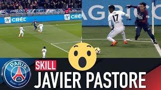 SKILL / GESTE TECHNIQUE : JAVIER PASTORE - PARIS SAINT-GERMAIN vs MARSEILLE