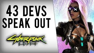 43 CD Projekt Red Developers Speak Out About Cyberpunk 2077 Development & Working Conditions