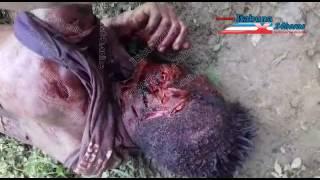 Mascarado é morto com aproximadamente 40 facadas em Itajuípe