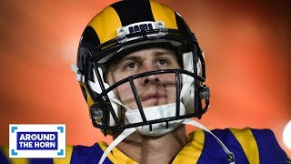 Jared Goff is the Rams