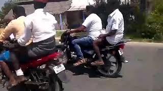 """Horse cart race,komarapalayam(4-3-2018),43"""" kuthirai"""