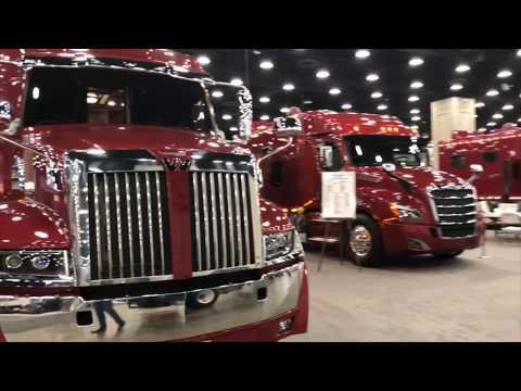 Mid America Truck Show walk around 2019