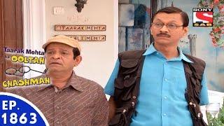 Taarak Mehta Ka Ooltah Chashmah - तारक मेहता - Episode 1863 - 3rd February, 2016