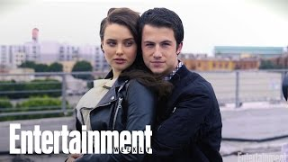 13 Reasons Why: Katherine & Dylan On Their Breakout Success   Cover Shoot   Entertainment Weekly