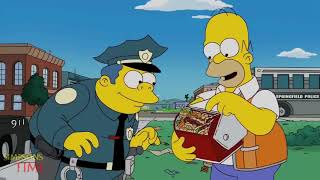 The Simpsons - Homer goes to prison (Full Episode)