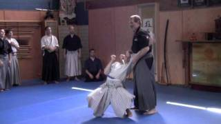 Nami ryu Knife re direction to stab