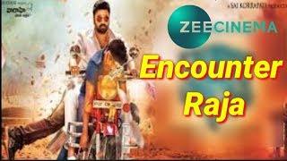 Encounter Raja Hindi Dubbed Television Premiere Release On Zee Cinema | Nara Rohit, Isha Talwar