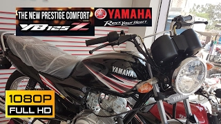 Yamaha yb125z 2017 New Model Pakistan
