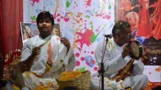 Vasant dhamaar and Rasiya karyakram 27/2/2015 - Goswami Shri Yogeshkumarji (mumbai-gokul-kaamvan)