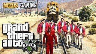Grand Theft Auto 5 Army