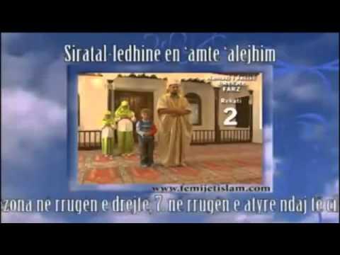 Video NAMAZI I JACISË NË PRAKTIKË