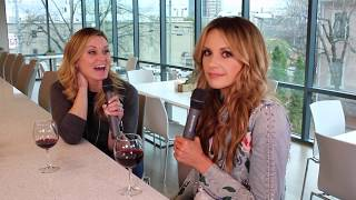 Exclusive: Carly Pearce No. 1 party Interview