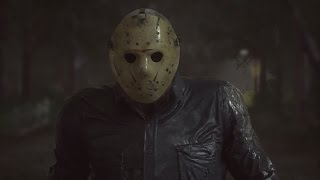 Friday The 13th The Game NEW Official FINAL Trailer