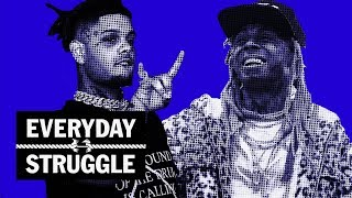 Smokepurpp Responds to Russ Fight Footage, 'Carter V' Tease, Bet Hip-Hop Noms   Everyday Struggle