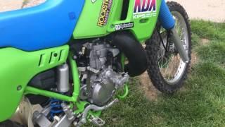 90 Kawasaki kdx200