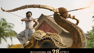 Bahubali 2  New Official Trailer | Promo HD   Prabhas, SS Rajamouli