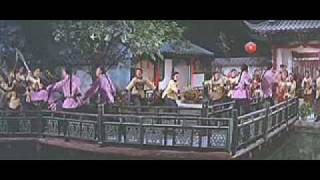 Disciples of The 36th Chambers of Shaolin - End Fight Scene