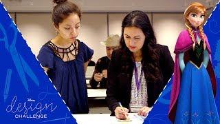 Frozen Art Director Mike Giaimo Visits On Disney Design Challenge Frozen | Disney Style