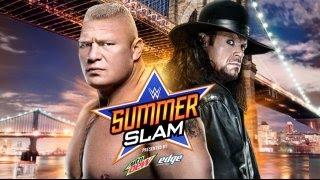 WWE SummerSlam 2015 ► Brock Lesnar Vs UnderTaker [OFFICIAL PROMO HD]