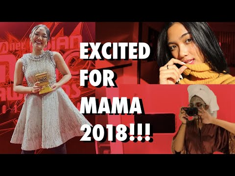 Xxx Mp4 MJVLOG6 EXCITED FOR MAMA 2018 My Dream Come True Korea Vlog 1 3gp Sex