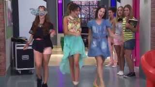 Violetta - Codigo Amistad klip