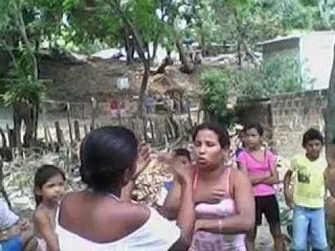 peleas de mujeres en santa marta