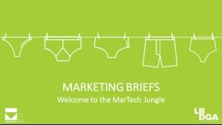Welcome to the MarTech Jungle