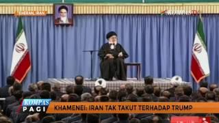 Presiden Iran: Kami Tak Takut Terhadap Trump