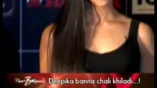 Deepika Padukone says she is the female Akshay Kumar