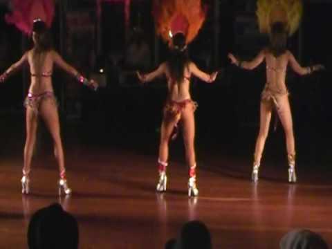 Samba Performance at Doudoule Camp by LDA