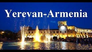 Armenia/Yerevan (Light Show Republic Square) Part 10