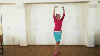 """Online choreography, tarab """"Sawah"""" Abdel Halim Hafez, Oriental dance, BellyDance, raks sharki"""