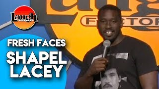 Shapel Lacey | Gay Best Friend | Laugh Factory Fresh Faces Stand Up Comedy