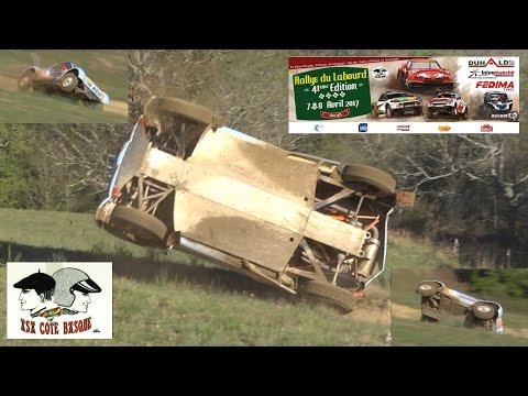 Rallye Labourd 2017 ES1 Gatubiague 1
