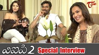 VIP 2 Movie Team Special Interview    Dhanush, Kajol, Soundarya