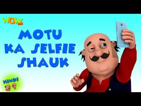 Xxx Mp4 Motu Ka Selfie Shauk Motu Patlu In Hindi 3D Animation Cartoon As On Nickelodeon 3gp Sex