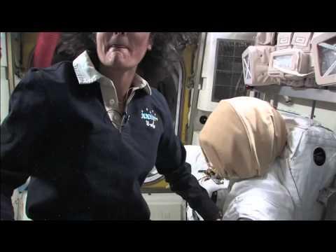Xxx Mp4 Departing Space Station Commander Provides Tour Of Orbital Laboratory 3gp Sex