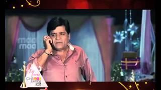 CineMAA Awards 2013   Seethamma Vakitlo Sirimalle Chettu SVSC Spoof by Ali and Suma