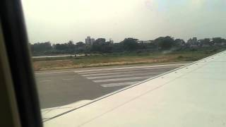 Departure From Dhaka to Mumbai -Jet Airways