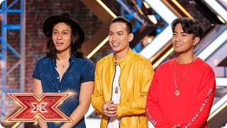 JBK make the Philippines proud with Sam Smith hit | Auditions Week 2 | The X Factor 2017