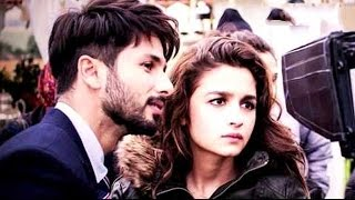 Shahid Kapoor And Alia Bhatt Hot Romance In Shaandar !