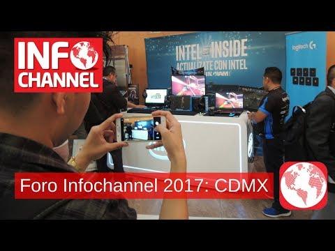 Foro Infochannel 2017: CDMX